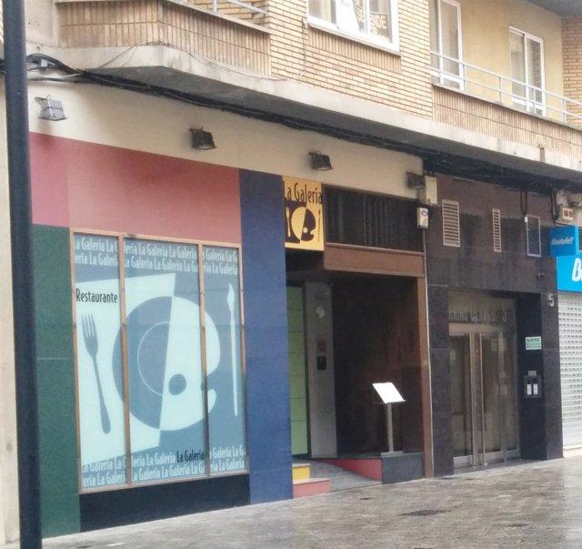 Restaurante La Galería en Logroño