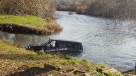 El conductor del todoterreno que cayó al río Tiétar, en libertad provisional tras declarar ante el juez