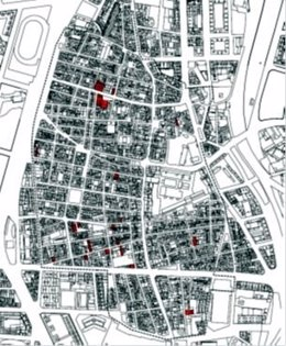 Plan especial urbanístico del núcleo histórico de Sant Andreu (Barcelona)