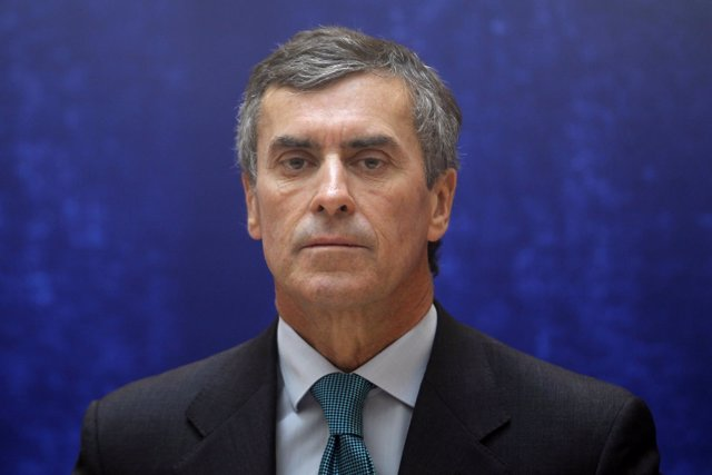 El exministro francés de Presupuestos Jérôme Cahuzac