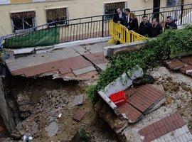 El Ayuntamiento de Marbella cifra en 28,5 millones de euros los daños del temporal