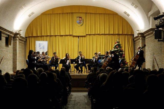Concerto Málaga 20 Aniversario