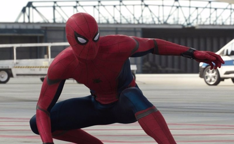 Primera imagen oficial de Spiderman: Homecoming