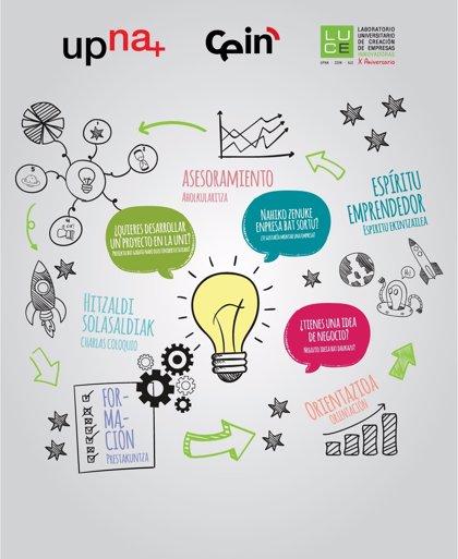El Laboratorio de Creación de Empresas (LUCE) de la UPNA cumple diez años