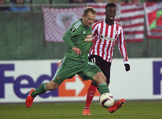 Athletic Rapid Viena Europa League