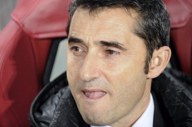 Ernesto Valverde, entrenador del Athletic Club