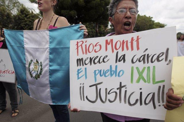 Genocidio Guatemala