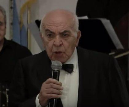 Alberto Podestá, una estrella del tango de los años cuarenta