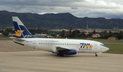 Bolivia anuncia que el Transporte Aéreo Militar dejará de operar la próxima semana