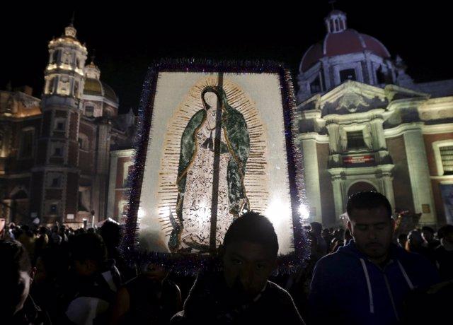 Virgen de Guadalupe México
