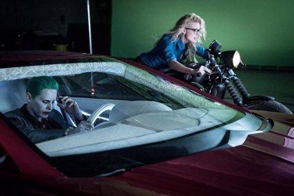 Escuadrón Suicida: Imagen inédita del Joker y Harley Quinn