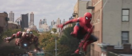 Los 7 mejores momentos del tráiler de Spider-Man: Homecoming