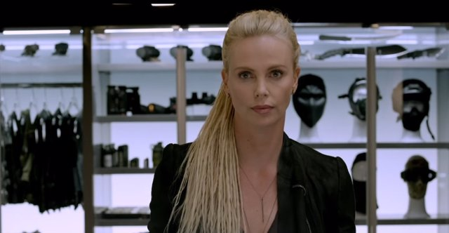 Charlize Theron en Fast and Furious