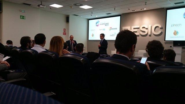 Encuentro inversores start up ESIC negocios formación foro málaga