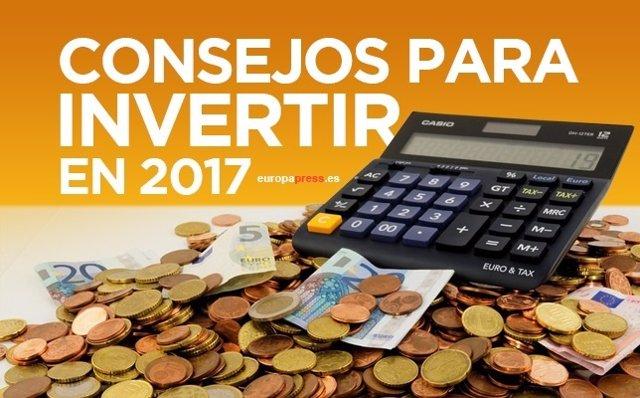 ¿En qué invertir en 2017?