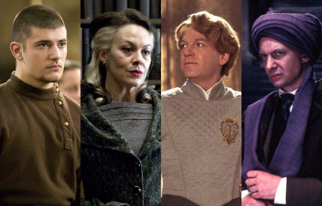 Harry Potter actores