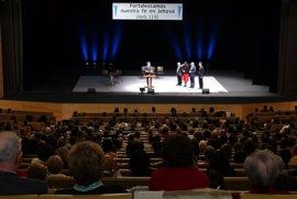 Alrededor de 1.000 personas acuden a la asamblea de circuito de los testigos cristianos de Jehová en Riojaforum