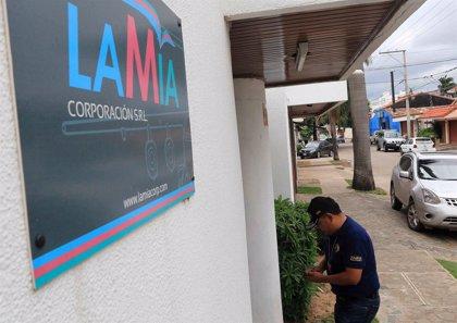 Bolivia sugiere la existencia de testaferros en la aerolínea LaMia