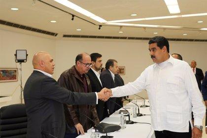 El 73% de venezolanos, de acuerdo con que continúe el diálogo entre Gobierno y oposición