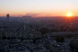El Ejército sirio controla ya el 95% de Alepo, de donde han salido 100.000 civiles