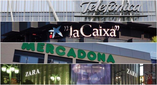 Las empresas españolas más exitosas