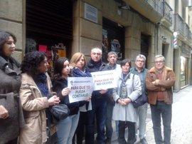 """Covite colocará en Bilbao 62 placas en recuerdo de víctimas si el Ayuntamiento """"no cumple"""""""