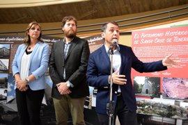 El Ayuntamiento de Santa Cruz organiza una exposición itinerante sobre su patrimonio histórico