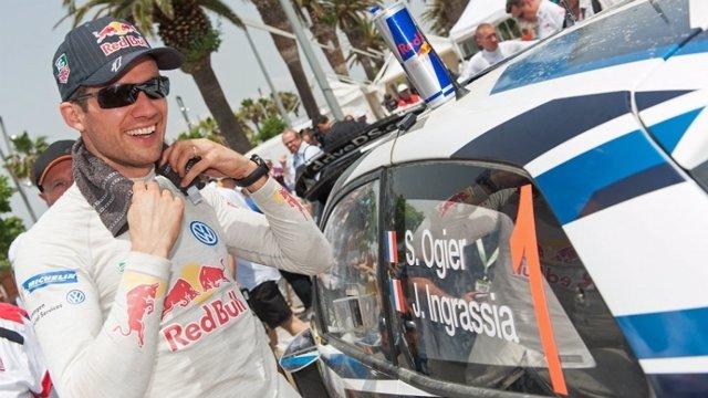 Ogier aumenta las diferencias tras ganar el Rally de Italia