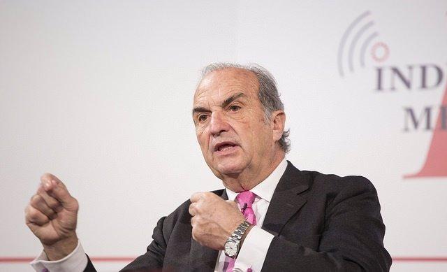 Joaquim Gay de Montellà, presidente de Fomento del Trabajo