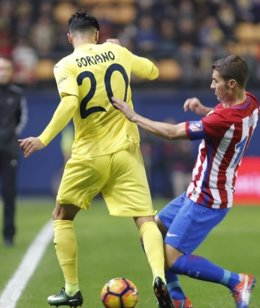 Roberto Soriano Gabi Atlético Villarreal