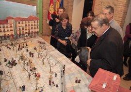 """Presidente de Cortes C-LM pide mantener una tradición """"tan española"""" como la del Belén"""
