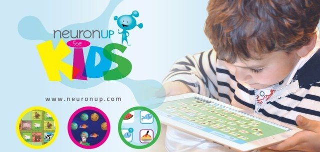 Ndp. Neuronup Kids, Actividades Y Juegos Para Trabajar Con Niños Con Thda Y Disc