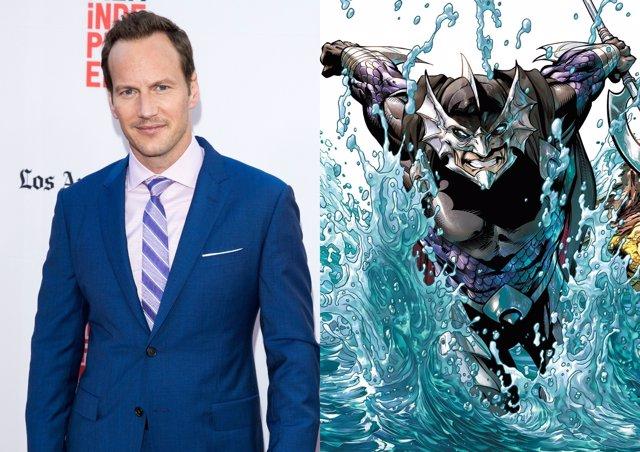 Patrick Wilson, Aquaman