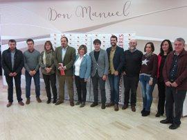 Los Presupuestos de la Diputación de Cáceres para 2017 crecen un 4,18% y alcanzan los 120,9 millones de euros