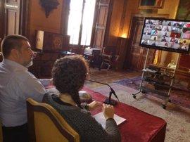 Cort y Consell firman un protocolo para implantar una plataforma de participación