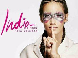 India Martínez presentará su gira 'Tour secreto' en mayo en el Palacio de Ferias de Málaga