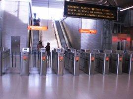 Metro Bilbao subirá las tarifas una media del 2,4% en 2017