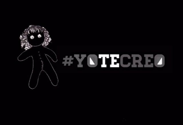 La campaña #YoTeCreo