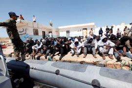 La ONU tacha de crisis humanitaria la situación de los inmigrantes africanos en Libia