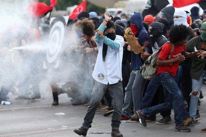 La aprobación del techo de gasto desata violentas protestas en Brasil
