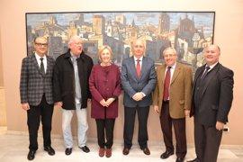 El embajador de España en Honduras, Miguel Albero, Premio de Novela Vargas Llosa con 'Mal'