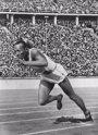 "Foto: Homenaje en Santander a Jesse Owens, ""leyenda olímpica"""