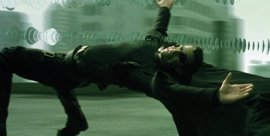 VÍDEO: Así es Matrix sin efectos especiales