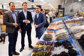 Mercadona inaugura su nuevo modelo de tienda eficiente e invertirá 180 millones de euros en reformas en 2017