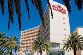 El Gran Hotel de Almería cumple dos años cerrado sin previsión de pronta reapertura