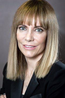 María Garaña, directiva de Microsoft