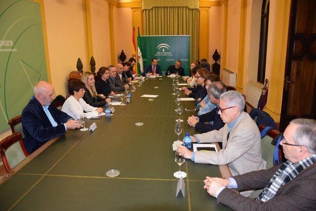 La Junta y la UMA intensifica colaboración