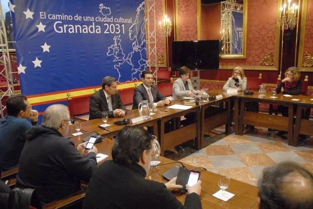 Comisión técnica para la Capitalidad Cultural