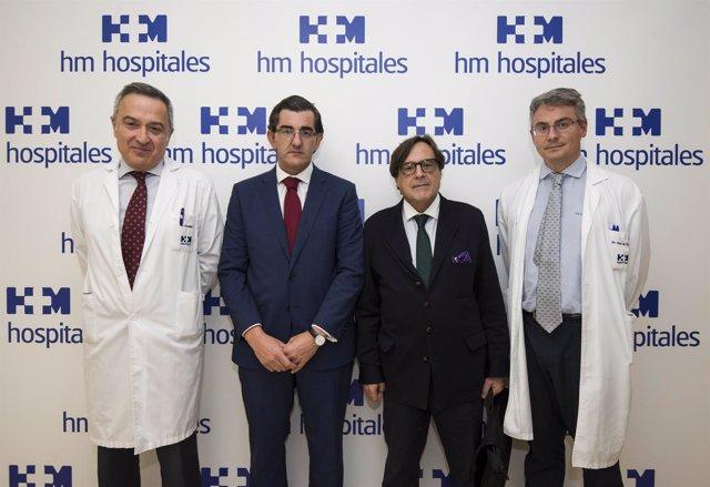 Jornada de Psiquiatría en HM Hospitales