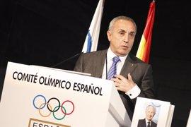 """Blanco: """"Cualquier Comité Olímpico se sentiría orgulloso de una noche como esta"""""""